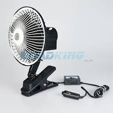 6 inch oscillating fan 12v fan clip on 6 inch oscillating roadking co uk