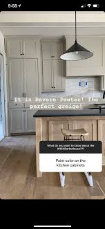 best white paint for kitchen cabinets 2020 australia cabinets revere pewter bm kitchen cabinet inspiration