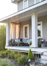 farmhouse porches country farmhouse porch decor ideas with a boho twist the diy