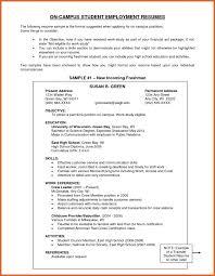 Resume Good Objective Statement Mission Statement Resume Resume Name