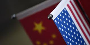 China Flag Waving China Demands U S Immediately Withdraw North Korea Sanctions