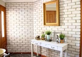 brick wall meets miss mustard seed u0027s milk paint i restore stuff