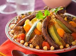 recette cuisine couscous couscous royal aux 3 viandes recettes femme actuelle