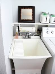 Sink For Laundry Room Laundry Room Design With Craft Room All In One Guest Remodel