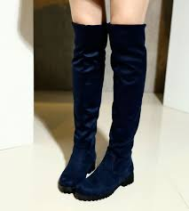 womens boots navy blue sandi pointe library of collections