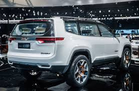 jeep concept vehicles 2019 jeep yuntu plug in hybrid spy shots suv news review specs