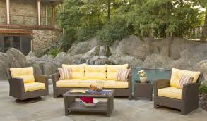 Patio Table Clearance by Wicker Furniture Set Clearance Home Design
