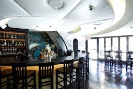 high end bar interior design of empellon cucina restaurant