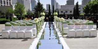 isle runner luxury wedding centerpieces aisle runner mirror carpets for