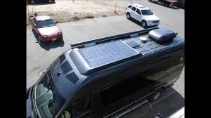 New Jersey travel vans images Amazing solar powered rv on the 2014 mercedes sprinter van jpg