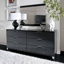 Modern White And Black Bedroom Bedroom Dressers On Sale Feel The Home Black Bedroom Dressers
