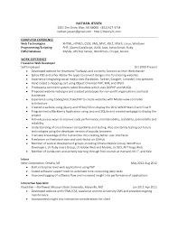 Sample Resume For Java J2ee Developer Programmer Resume Website Virtren Com