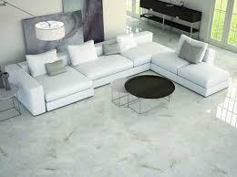 white tile flooring ideas
