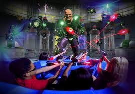 Six Flags Summer Thrill Pass Great America Announces Indoor 4d U0027dark Coaster U0027 As New Ride