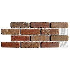 Interior Stone Veneer Home Depot by Shop Brick Veneer U0026 Accessories At Lowes Com