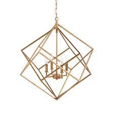 arhaus chandelier hemisphere geode chandelier in antiqued brass arhaus furniture