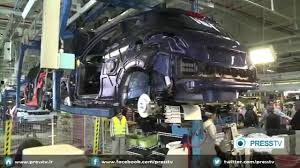 auto shop plans french auto industry recovers plans return to iran youtube