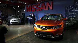 2017 nissan rogue sport takes the stage at naias today u2013 joins