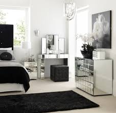 Silver Bedroom Vanity Lush Fab Glam Home Decor Go Glam With Modern And Vintage Silver