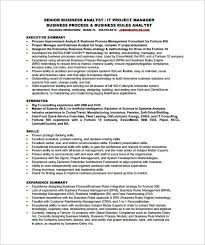 cover letter sample for business system analyst professional
