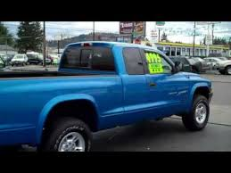 2000 dodge dakota cab for sale 2000 dodge dakota 4x4 cab slt