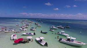 Map Of The Keys In Florida by Islamorada Sandbar Florida Keys A New View From A Drone