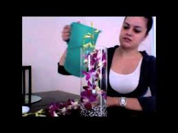 Orchid Decorations For Weddings Wedding Event Orchid Flower Centerpieces Floral Arrangment Youtube