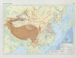 Islam World Map by Islam In China Exhibition Islam In Asia Diversity In Past And