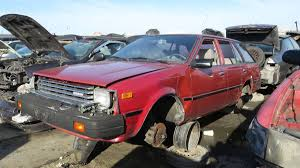 nissan california junked 1983 datsun sentra autoweek