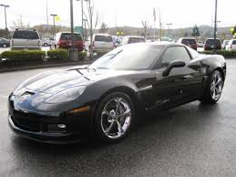 chevy corvette 2010 2010 chevy corvette grand sport coupe black on black w only 11k