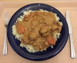 cuisine malienne mafé maffé de poulet sauce arachides recette de maffé de poulet