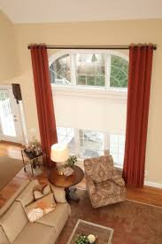 Drapes For Living Room Windows Budget Blinds West Hartford Ct Custom Window Coverings
