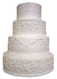 white wedding cake the bake shoppe wedding cakes