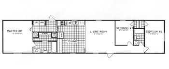 What Is Wh In Floor Plan by 3 Bedroom Floor Plan C 8010 Hawks Homes Manufactured