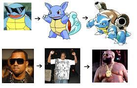 Pokemon Evolution Meme - image 168834 celebrity pokemon evolutions know your meme