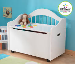 Wooden Toy Chest Instructions by Amazon Com Kidkraft Limited Edition Toy Chest White Toys U0026 Games