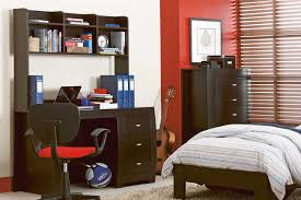 Desk With Bed Place A Student Desk With Hutch And A Wing In A Room U2014 All Home