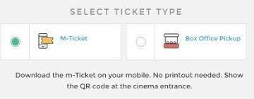 how to collect movie tickets booked on bookmyshow how to