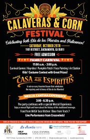 city of carson halloween carnival calaveras and corn festival presented by casa de espanol