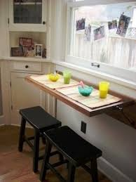 Narrow Kitchen Bar Table 5 Ways To Find More Counter Space Counter Space Breakfast Bars