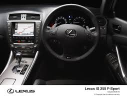 black lexus 2010 lexus is primed for 2010 with new f sport models lexus uk media site