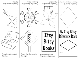 shapes recognition practice worksheet preschool letter d ideas
