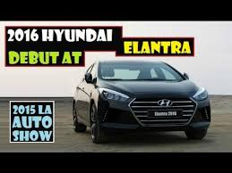 hyundai elantra price malaysia 2016 hyundai elantra set to debut later this year at los angeles
