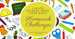 Ways to Be Patient When Doing Homework with Your Young Child SlidePlayer