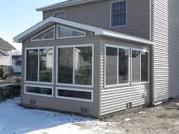 Deck To Sunroom Sun Rooms Advancedeck And Sunroom Trusted Illinois Contractor
