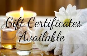 buy a gift card online gift certificate journeys healing wellness center