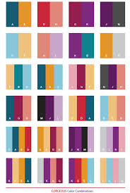 best color combos best colour combinations google search design pinterest