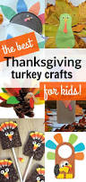 Easy Turkey Crafts For Kids - 20 of the best thanksgiving turkey crafts for kids to make so fun