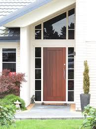 Solid Timber Front Doors by Home Entrance Door Modern Exterior Doors Exterior Idaes
