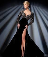 All Black Prom Dress Best 25 Black Evening Dresses Ideas Only On Pinterest Classy